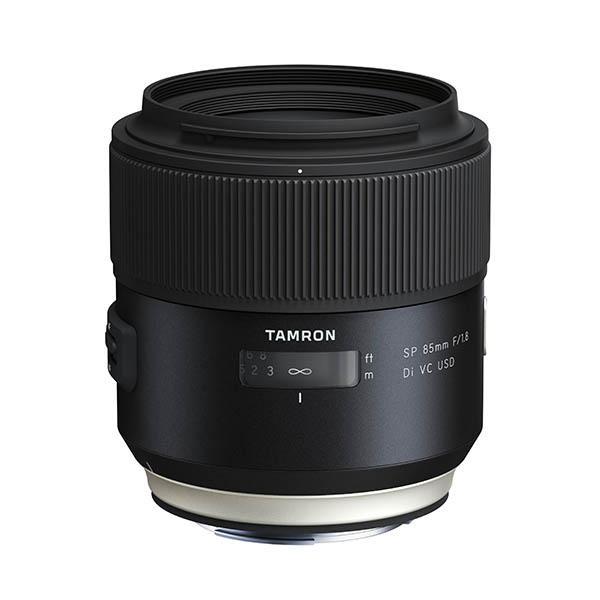 Tamron Objetivo SP   85mm f1.8 Canon VC USD