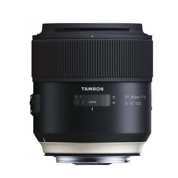 Tamron Objetivo SP   85mm f1.8 Nikon VC USD