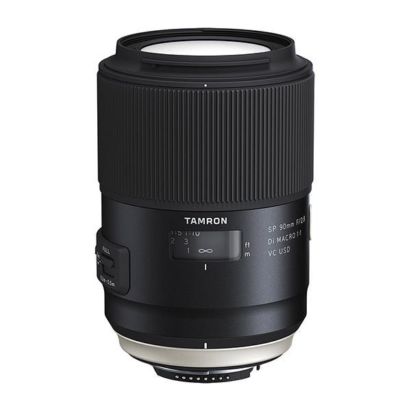 Tamron Objetivo SP   90mm f2.8 Canon Di Macro VC USD New