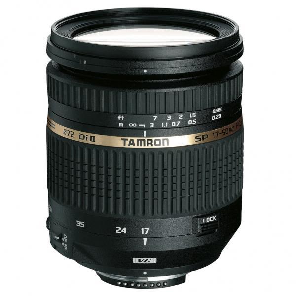 Tamron Objetivo AF  17-50mm f2.8 Di II VC Nikon