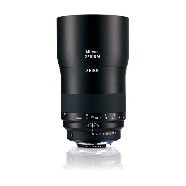 Zeiss Objetivo Milvus 100mm f2.0 Macro para Canon -