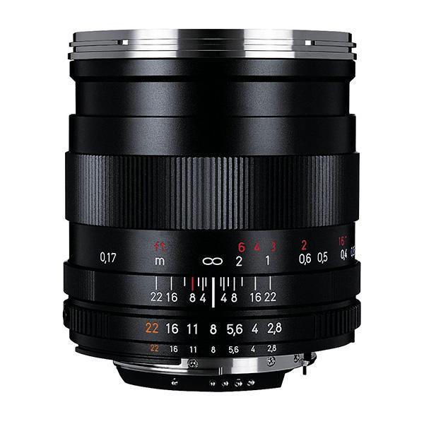Zeiss Objetivo Distagon T* 2/25mm p/ Nikon