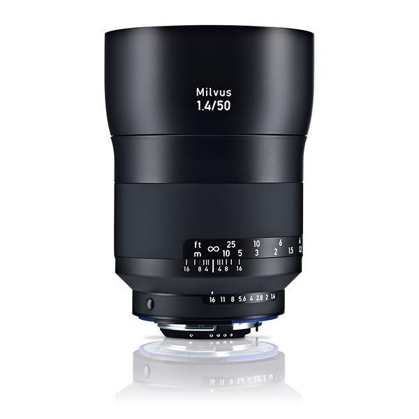 Zeiss Objetivo Milvus 1.4/50mm ZE p/ Canon