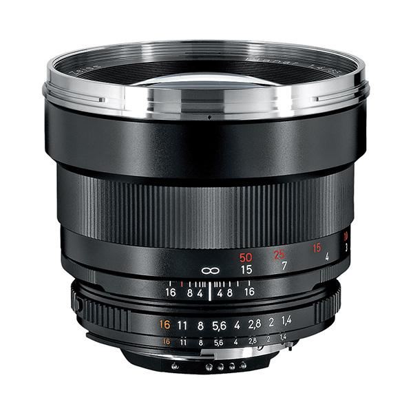 Zeiss Objetivo Planar T* 1.4/85mm p/ Canon