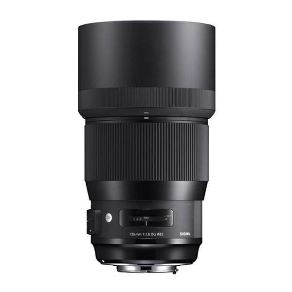 Sigma DG  135mm f1.8 Art HSM Canon