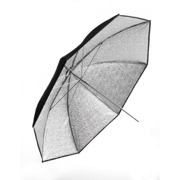 Lastolite Paraguas 80cm Plata / Negro