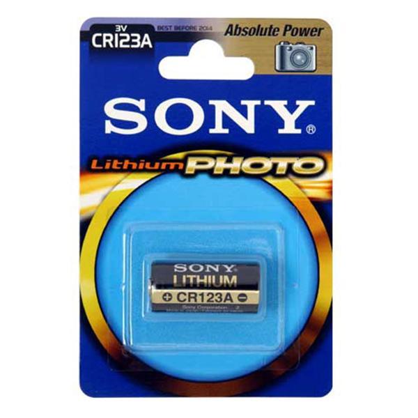 Sony Pila CR123 AB1A 3v Litio