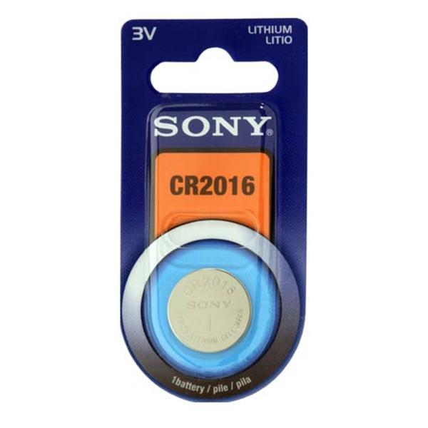 Sony Pila CR2016 B1A 3v Litio
