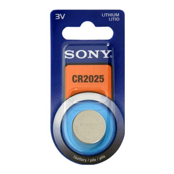 Sony Pila CR2025 B1A 3v Litio