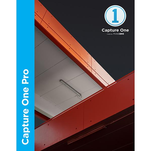 Software Capture One Pro 12 para 1 usuario y 3 asientos - Oferta hasta el 31/12/2019