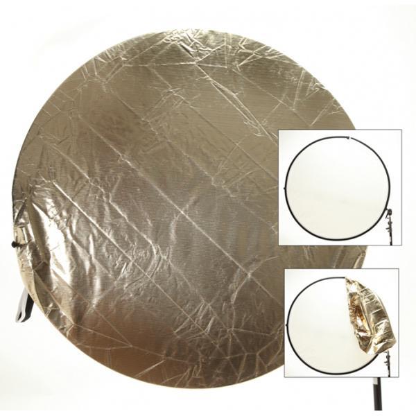 Lastolite Reflector 95cm Sunlite / Plata Suave