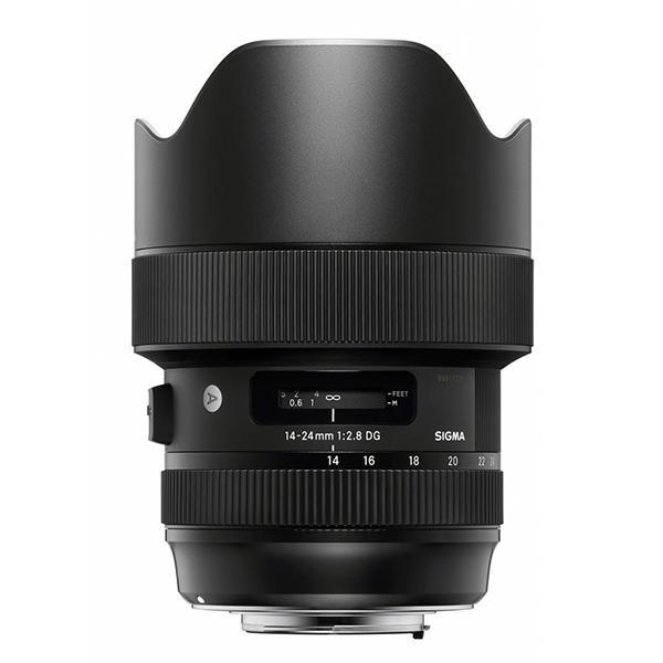 Sigma Objetivo DG  14-24mm f2.8 Art Nikon -