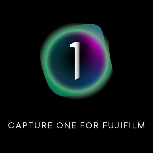 Software Capture One 21 para Fujifilm (Un usuario - 2 asientos)