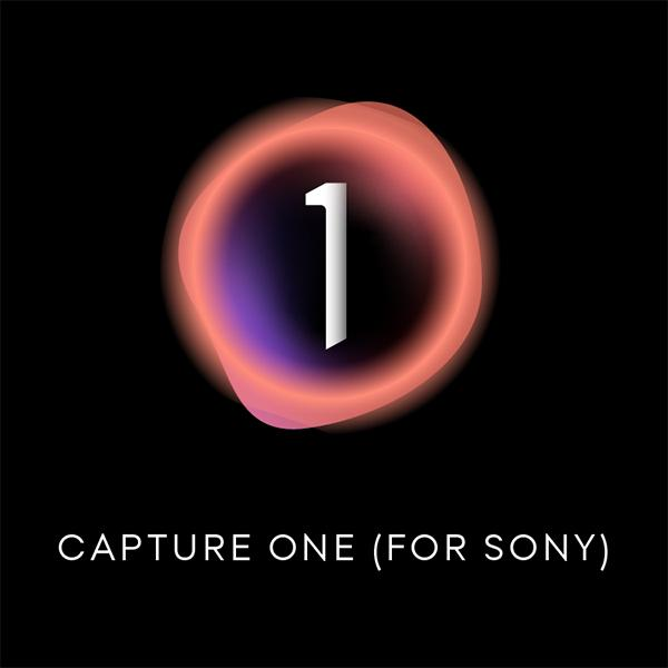 Software Capture One 21 para Sony (Un usuario - 2 asientos)