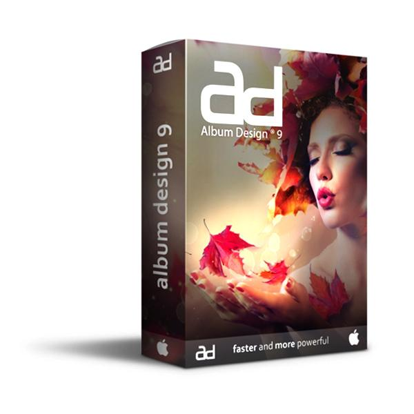 SPC Album Design 9 e-License Full Mac -