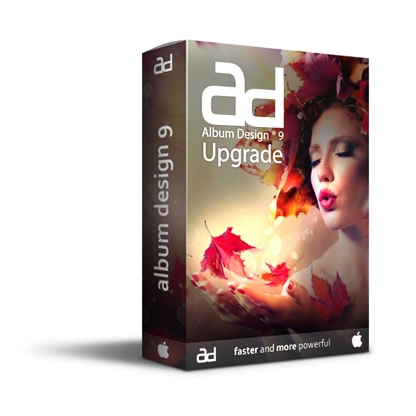 SPC Album Design 9 e-License Upgrade Mac -