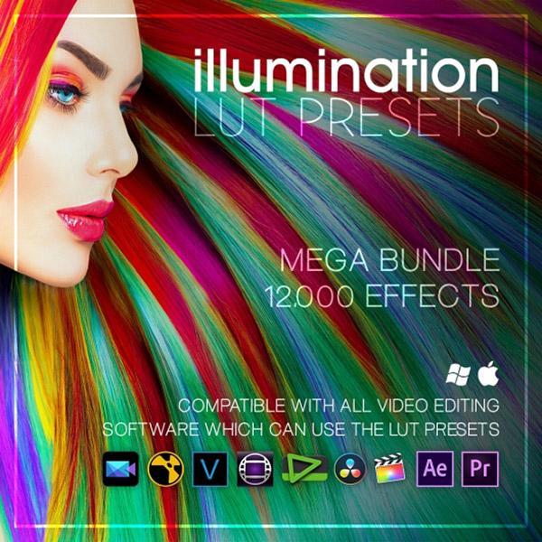 SPC Illumination LUT Preset -
