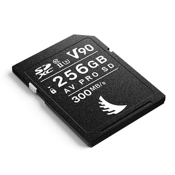 Angelbird SD V90 256GB UHS II MK2 280MB/s-300MB/s