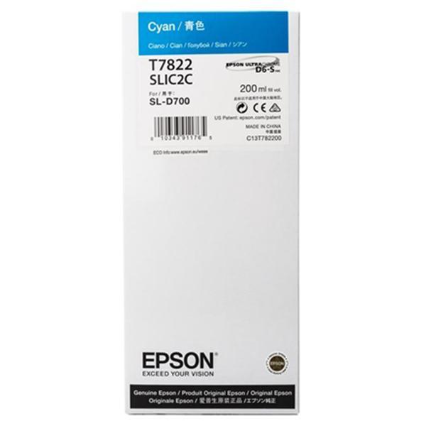 Epson C13T782200 Tinta Cian Surelab SLD-700 220ml