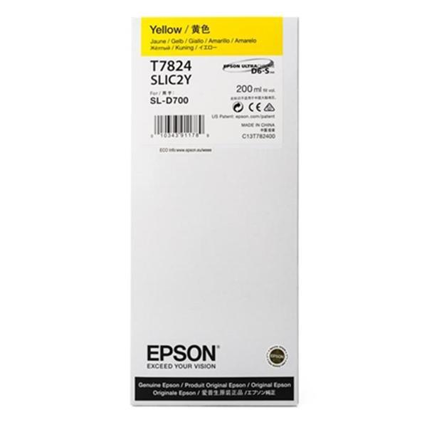 Epson C13T782400 Tinta Amarillo Surelab SLD-700 220ml