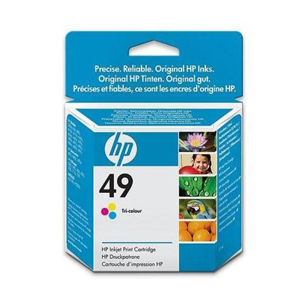 HP Tinta 49 51649AE Tricolor 22.8ml