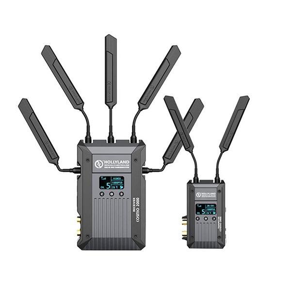 Hollyland Cosmo 2000 Kit Transmisión SDI / HDMI 700m Pro