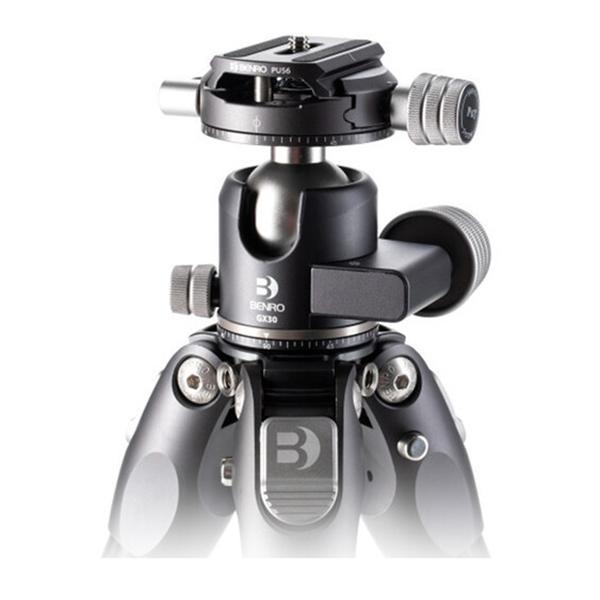 Benro Kit Trípode Tortoise 24C Carbono + GX30 1295mm