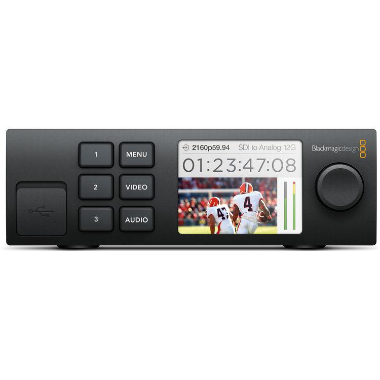 BlackMagic Teranex Mini Smart Panel -