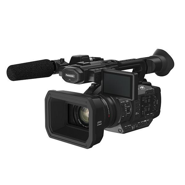 Panasonic VideoCámara HC-X1E 4K 60p/50p 20x WiFi - La nueva videocámara HC-X1 ofrece una grabación 4K de 60p/50p, un zoom óptico de 24mm 20x y un sensor 1 pulgada. Un cuerpo portátil idóneo para una amplia gama de aplicaciones, desde la producción de cine a la distribución online de contenido. Estas características sitúan la HC-X1 como la compañera perfecta de los profesionales que buscan una producción premium y una mejor calidad del contenido.
