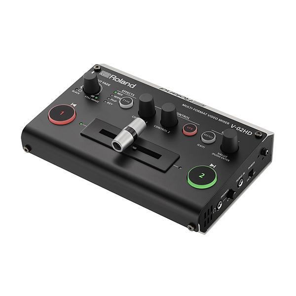 Roland Micro Mezclador V-02HD